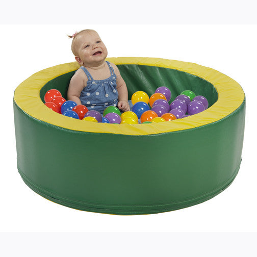 ECR4Kids SoftZoneå¨ Mini-Nest Ball Pool (ELR-12670)