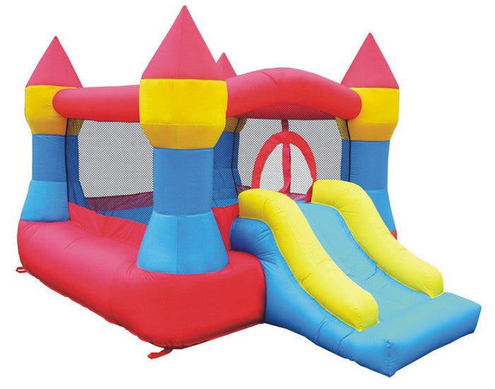 KidWise Castle Bounce and Slide (KW-9017)