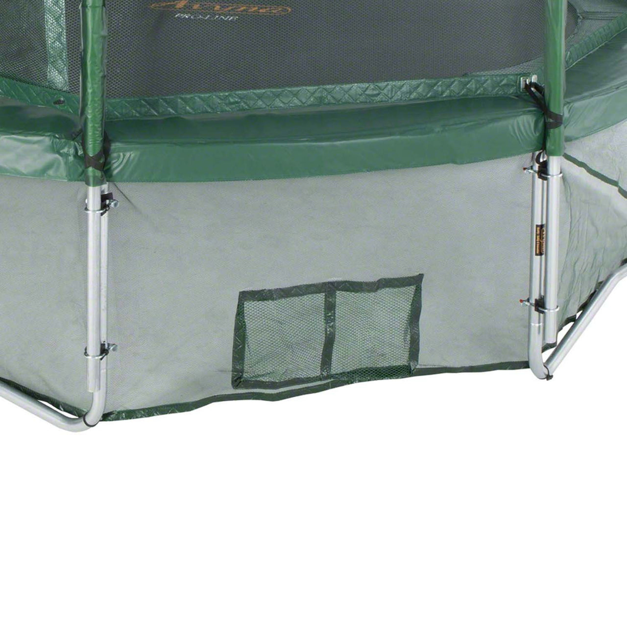 KidWise JumpFree Trampoline Safety Skirt, 12 Foot - Green (KW-JFTR12-SK-G)