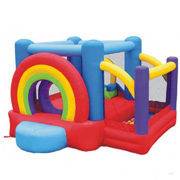 KidWise Lucky Rainbow Bouncer (KWSS-RB-601)