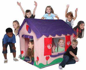 Bazoongi Dollhouse Play Tent Ps-Dol