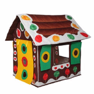 Bazoongi Gingerbread House Play Tent Ps-Gng