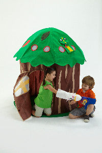 Bazoongi Puppet Tree Play Tent Ps-Ptt
