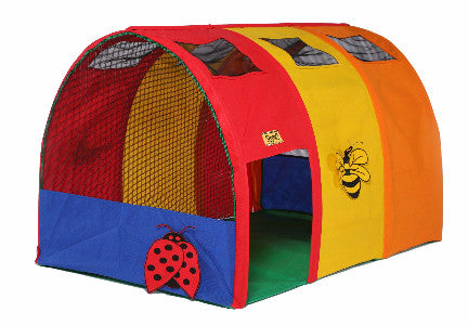 Bazoongi Special Edition Bug House With Detachments Play Tent Se-Bug
