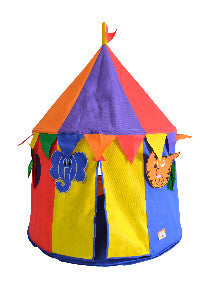 Bazoongi Special Edition Circus Tent With Detachables Play Tent Se-Cir