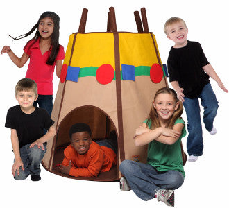 Bazoongi Special Edition -Teepee Play Tent Se-Tep
