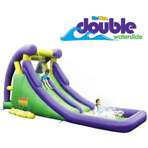 KidWise Double Water Slide (KWWS-9029)