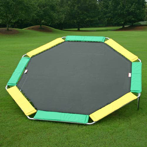 KidWise Magic Circle 16' Octagon Trampoline without cage (MCT-16O)
