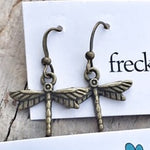 Dragonfly Earrings