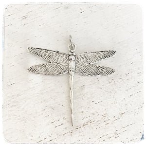 Large Dragonfly - Charm