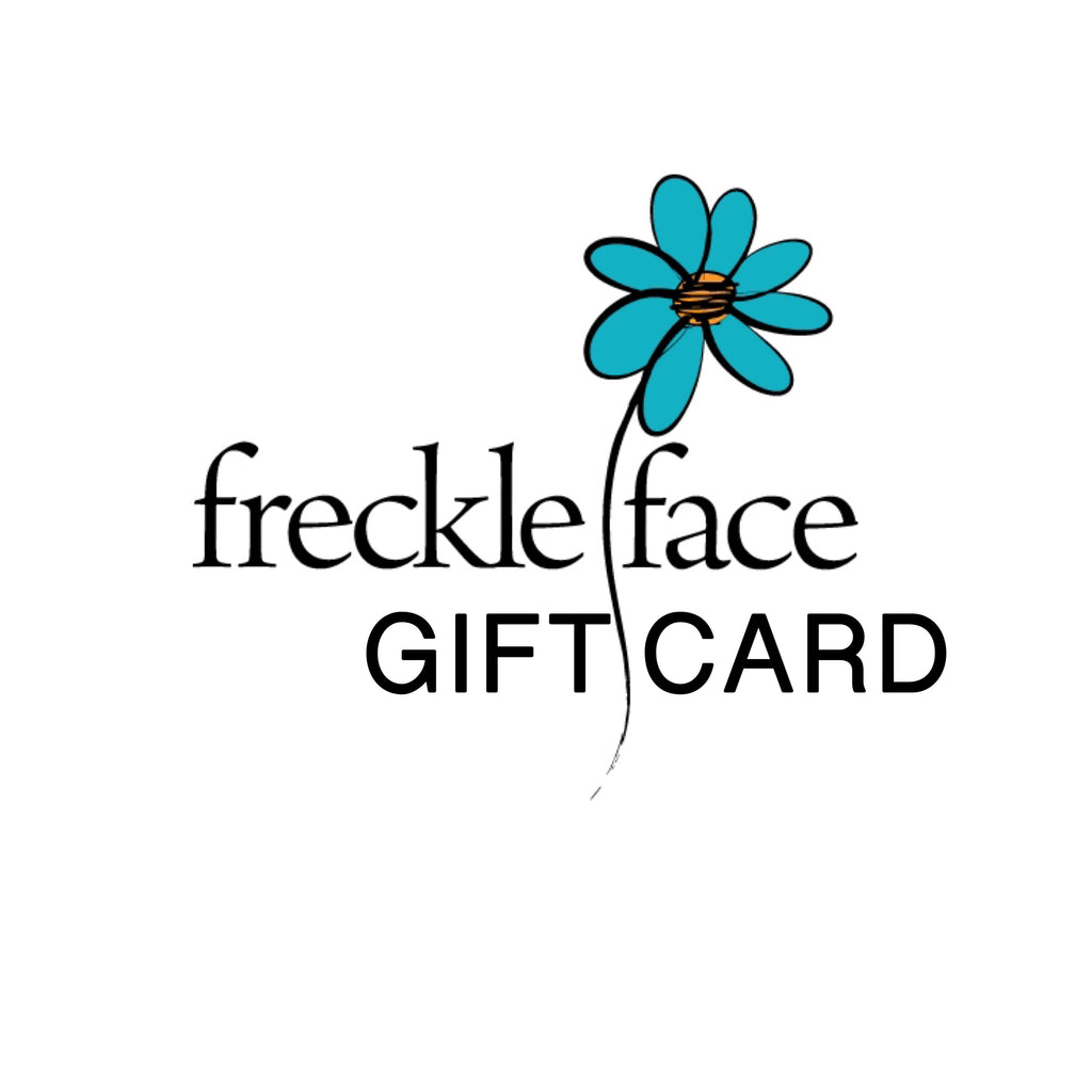 Freckle Face Gift Card