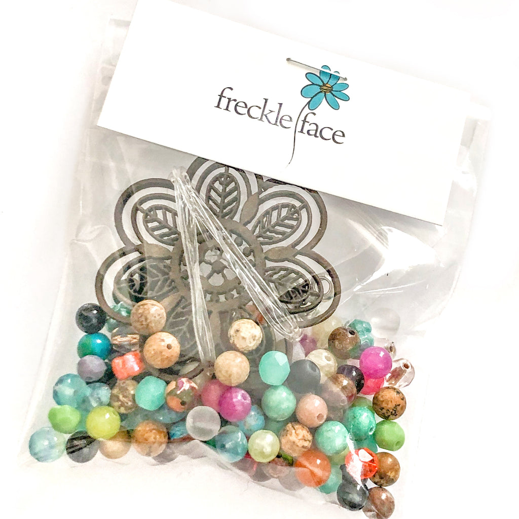 Stretch Bracelet Bead DIY Kit - 6mm Beads