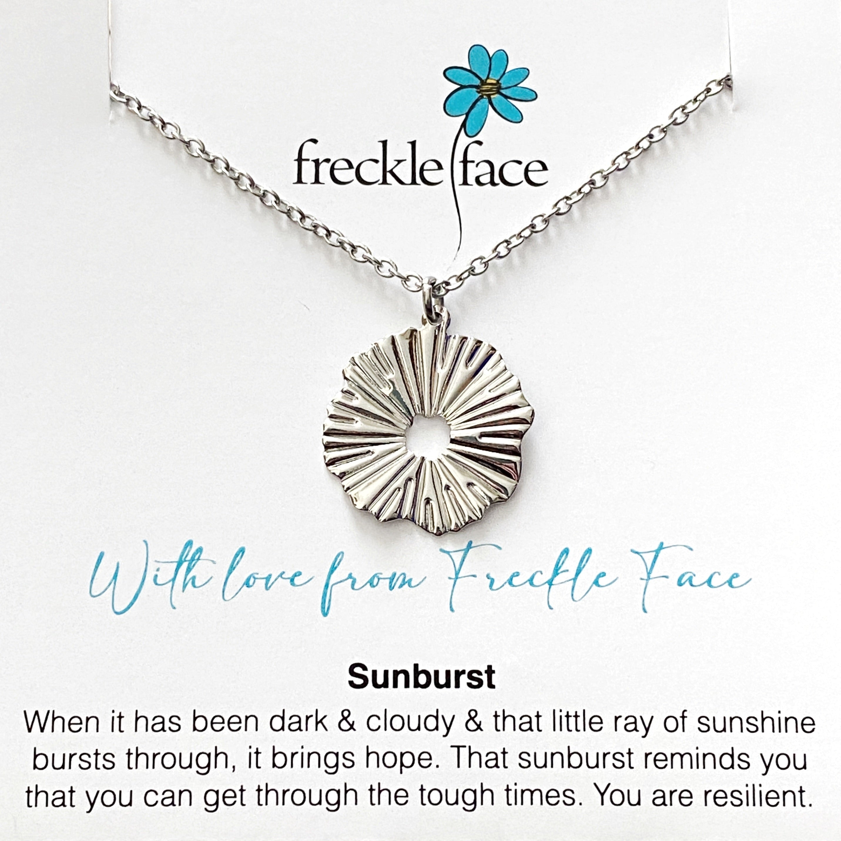 With Love from Freckle Face - Sunburst