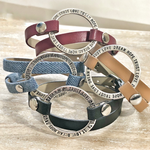 Inspirational Double Wrap Bracelets