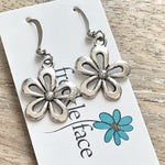 Groovy Flower Earrings
