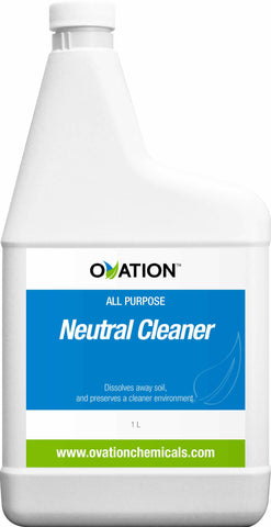 Ovation All Purpose Neutral Cleaner