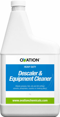 Ovation Heavy Duty Descaler & Equipment Cleaner
