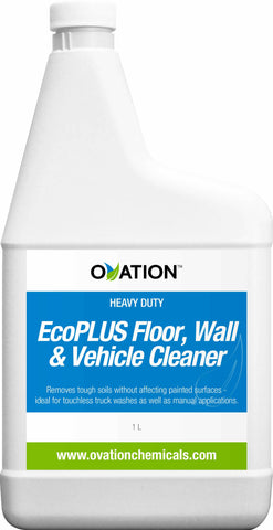 Ovation Heavy Duty EcoPLUS Floor, Wall & Vehicle Cleaner