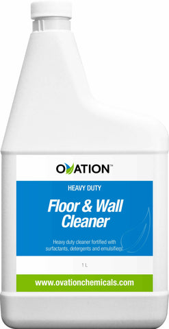 Ovation Heavy Duty Floor & Wall Cleaner