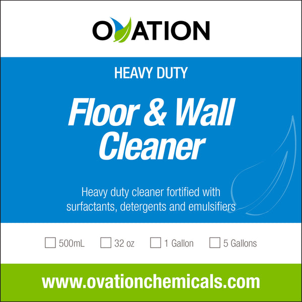 Floor & Wall Cleaner