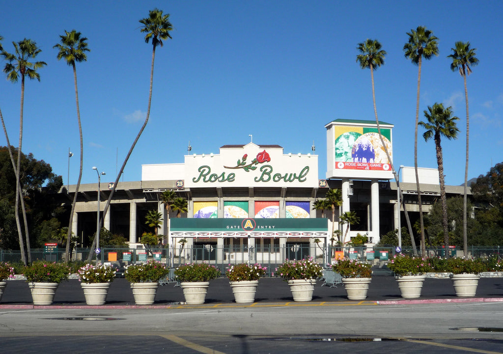 The Rose Bowl: The Original 'Bowl Game'