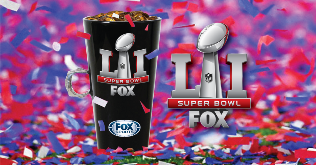Blingware Gets the Nod by Fox Sports for Superbowl LI