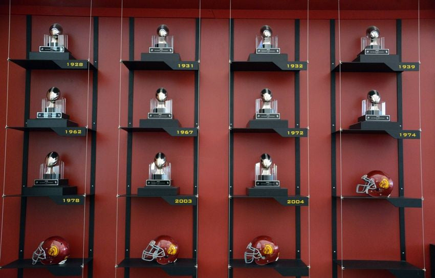 The USC Football Championship Legacy
