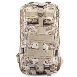 Outdoor Military Tactical Camoflage Backpack