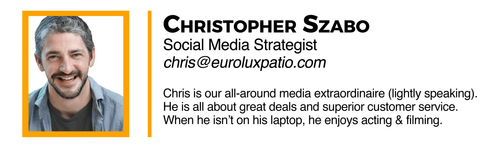 Christopher Szabo Blog Writer