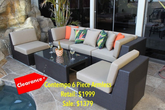 Clearance And Patio Furniture Sales And Clearance Items Available At Our San  Diego And Orange County Stores And Showrooms. Limited Quantities In Stock.