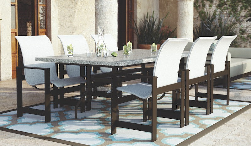 Outdoor Dining Trends 2017