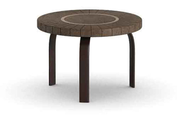 "Sorrento 24"" Round Side Table"