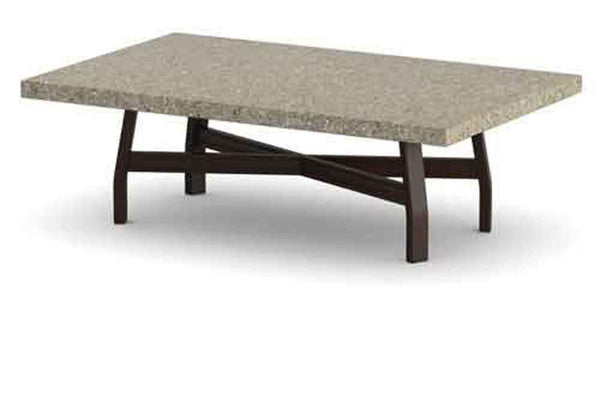 Stonegate 26 x 44 Rectangular Coffee Table