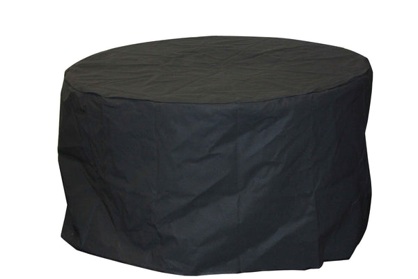 "Fire Table Cover for Black Grand Colonial (50"" DIA)"