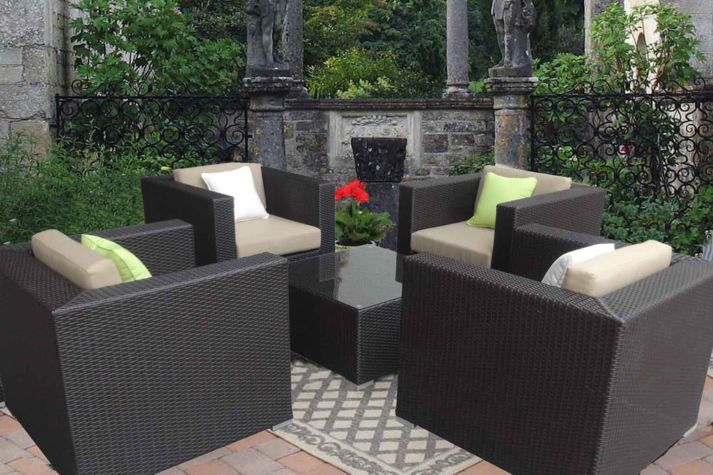 dola chatrooms Stylish 3 piece swivel chat set made from high end dark espresso brown wicker with thick gauged heavy duty coated aluminum frame this set includes two.