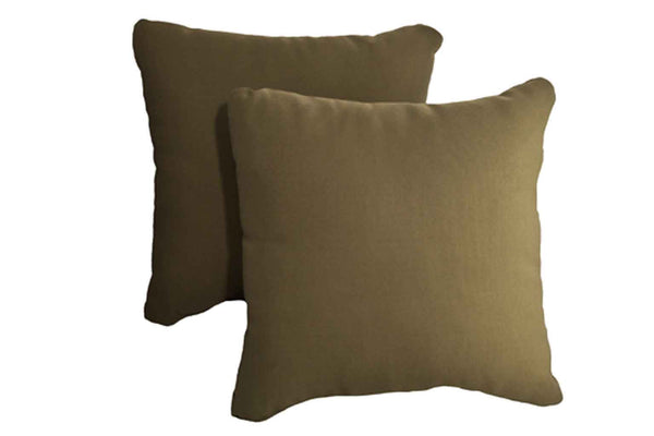 Olive Pillows (Set of 2)
