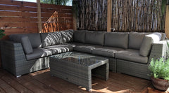Contempo 7 piece Sectional
