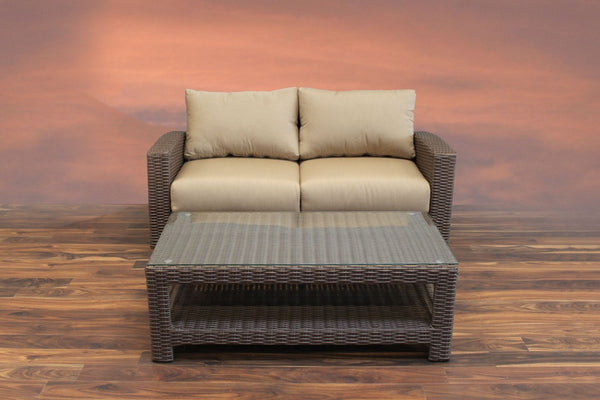 Conversation Sets - Duxbury Love Seat