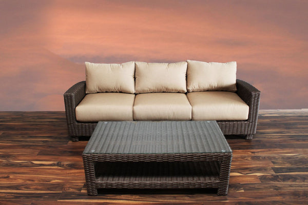 Conversation Sets - Duxbury Sofa Seat