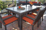 Dining Chairs - Sunset 6 Person Dining Set