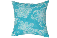 Ellie Ocean Print 15 x 15 Pillows (Set of 2)