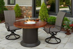 Fire Tables - Artisan Colonial