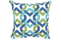 Floral Grove Print 15 x 15 Pillows (Set of 2)
