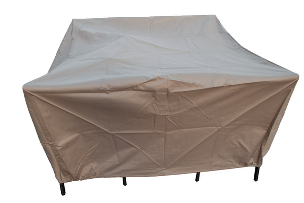 Square Dining Patio Cover 59-59-31.5 Inches