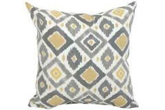 Thedra Screen Print 15 x 15 Pillows (Set of 2)