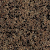 Tropical Brown Square Fire Table Granite Top