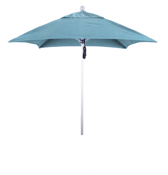 Umbrellas - 6 Foot Square ALTO604 Upright Umbrella
