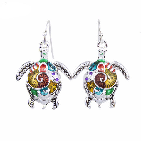 Sea Turtle Earrings - 50% OFF!