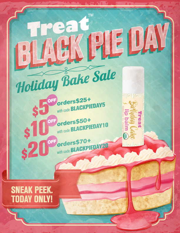 Black Pie Day