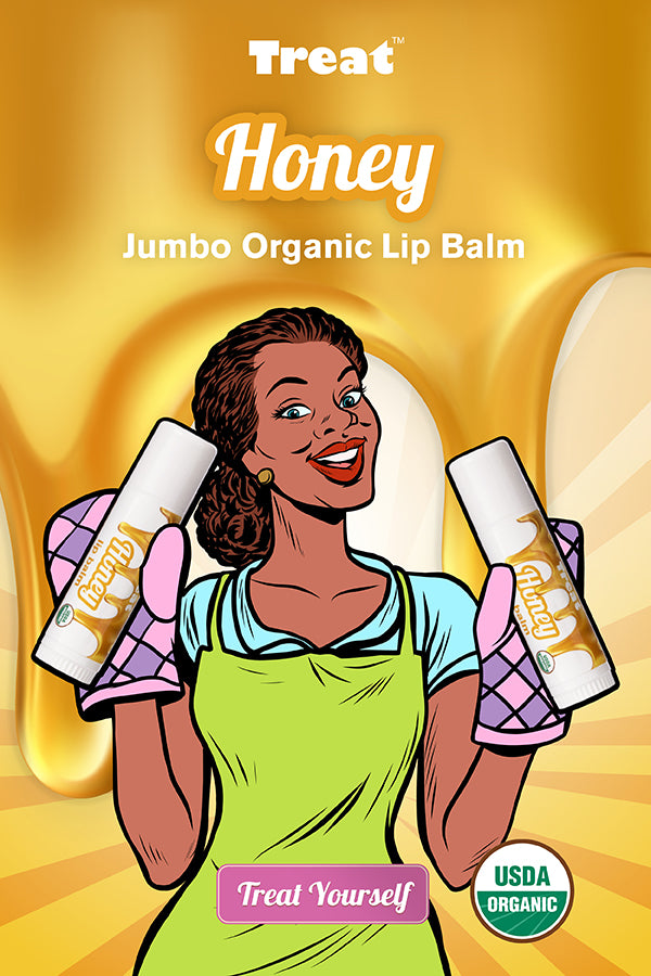 Treat Honey Jumbo Lip Balm